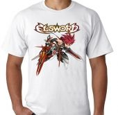Kaos Elsword Sheath Knight