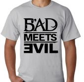 kaos Eminem Bad Meets Evil