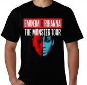 Kaos Eminem - The Monster Tour