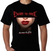 Kaos Escape The Fate Dying Is Your Latest Fashion 1