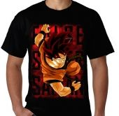 Kaos False Super Saiyan Goku