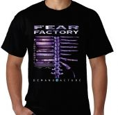 Kaos Fear Factory - Demanufacture
