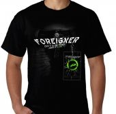 Kaos Foreigner - Can't Slow Down ... When It's Live!