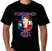 Kaos Foreigner - Hot Blooded Since '77 Texas Event 2017