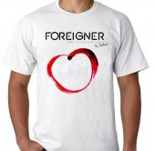Kaos Foreigner - I Want to Know What Love is