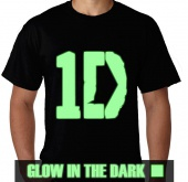 Kaos Glow In The Dark 1D