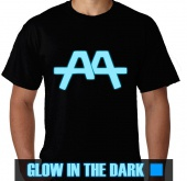 Kaos Glow In The Dark Asking Alexandria