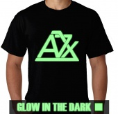 Kaos Glow In The Dark Avenged Sevenfold