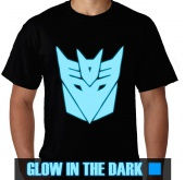 Kaos Glow In The Dark Decepticon