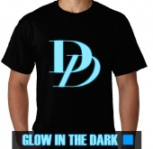 Kaos Glow In The Dark Duran Duran 1