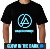 Kaos Glow In The Dark Linkin Park 2