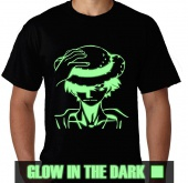 Kaos Glow In The Dark Luffy