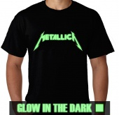Kaos Glow In The Dark Metallica