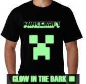 Kaos Glow In The Dark Minecraft