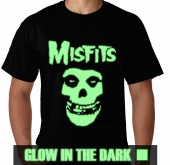 Kaos Glow In The Dark Misfits 2