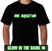 Kaos Glow In The Dark One Direction