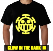 Kaos Glow In The Dark Trafalgar Law