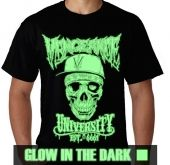 Kaos Glow In The Dark Vengeance University