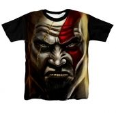 Kaos God of War Full Print 1