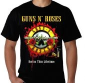 Kaos Guns N' Roses - In this lifetime tour