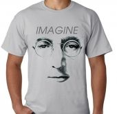 Kaos Imagine John Lenon