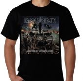 Kaos Iron Maiden A Matter of Life and Death