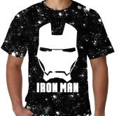 Kaos IronMan - Galaxy