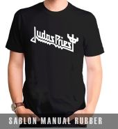 Kaos Sablon Judas Priest 1