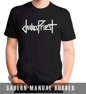 Kaos Sablon Judas Priest 2