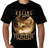 Kaos Kucing Art 1
