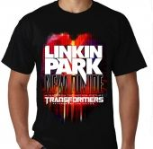 Kaos Linkin Park 97 - New Divide