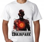 Kaos Linkin Park 98 - Burn It Down