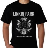 Kaos Linkin Park - A Thousand Suns World Tour