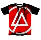 Kaos Linkin Park Full Print 1