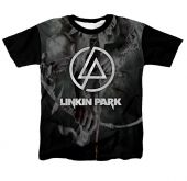 Kaos Linkin Park Full Print 2