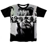 Kaos Linkin Park Full Print 3