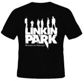 Kaos Linkin Park Minutes To Midnight versi 2