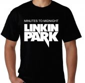 Kaos Linkin Park - Minutes To Midnight World Tour