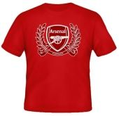 Kaos Logo Arsenal 2