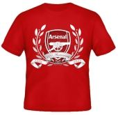 Kaos Logo Arsenal 5
