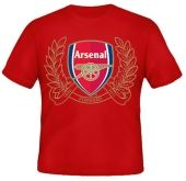 Kaos Logo Arsenal 6