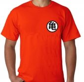 Kaos Logo Dragon Ball