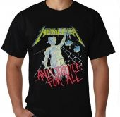 Kaos Metallica And Justice for All