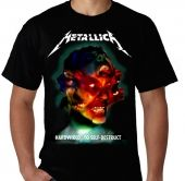 Kaos Metallica Hardwired 3