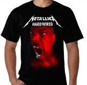Kaos Metallica Hardwired 5