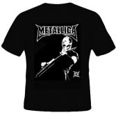 Kaos Metallica James Hetfield