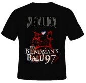 Kaos Metallica The Blindman's Ball