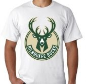 Kaos Milwaukee Bucks Logo