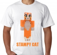 Kaos Minecraft Stampy Cat