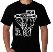 Kaos NBA I Love This Game